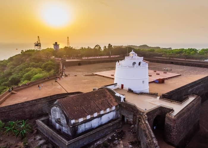 Aguada Fort, Goa Tour Packages