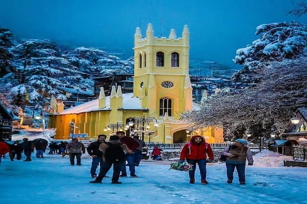 St. John Church, Shimla Tour Package