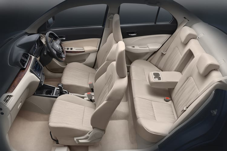 Swift Car Interior