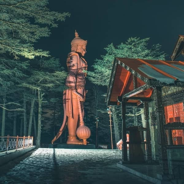 Jakhoo Temple, SHIMLA - MANALI HONEYMOON PACKAGES